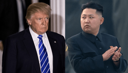 Donald Trump Vows To Deal With North Korea