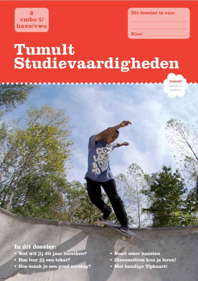 Tumult Studievaardigheden 2 vmbo-t/havo/vwo