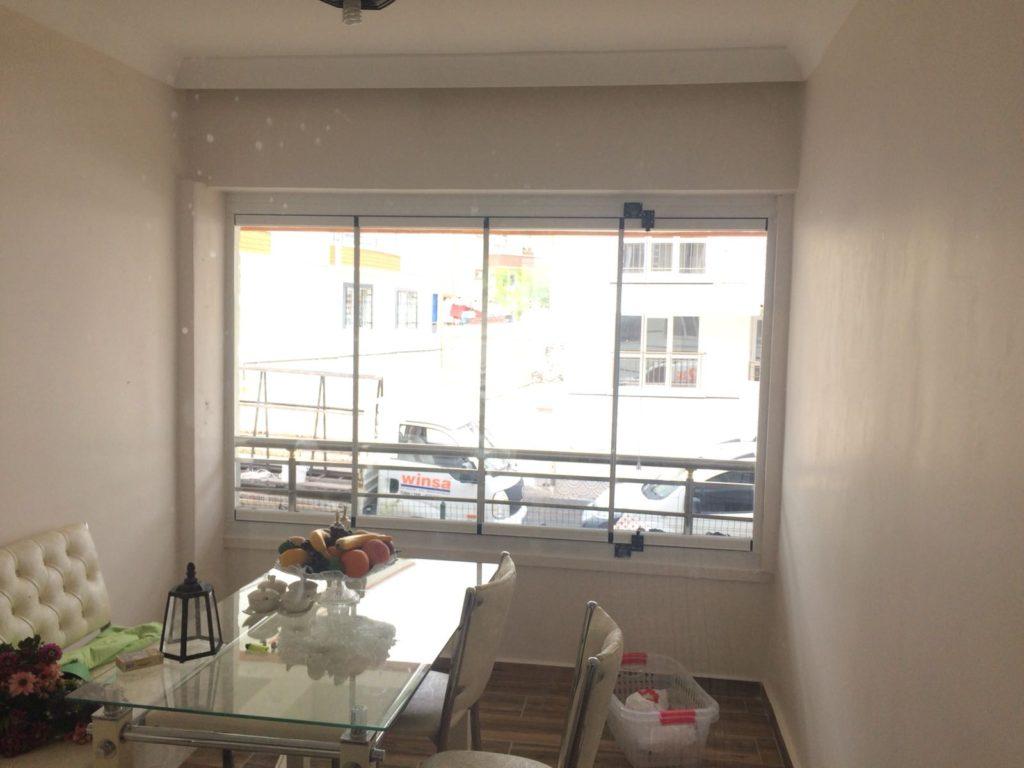 yenikent cam balkon