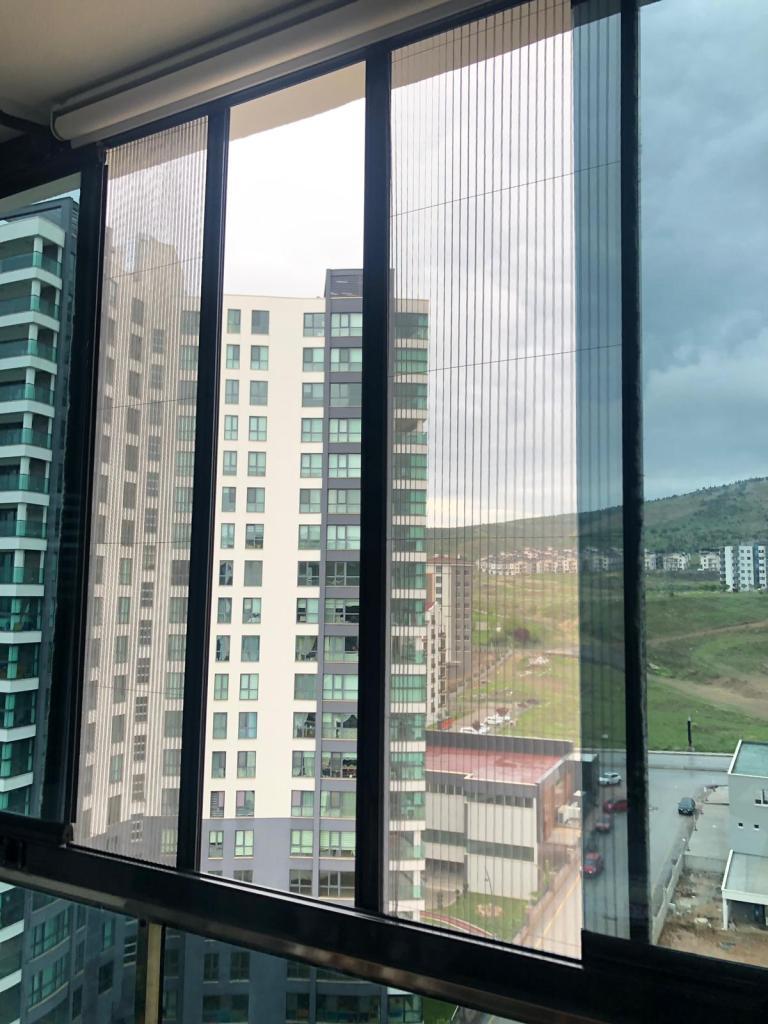 Ankara Cam Balkon Sineklik