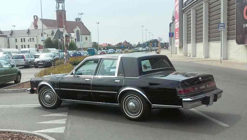 Oldmobil amerykański Cadillac