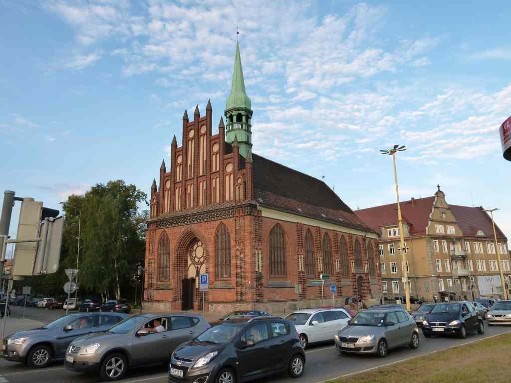 Parafia polskokatolicka św. św. Apostołów Piotra i Pawła w Szczecinie