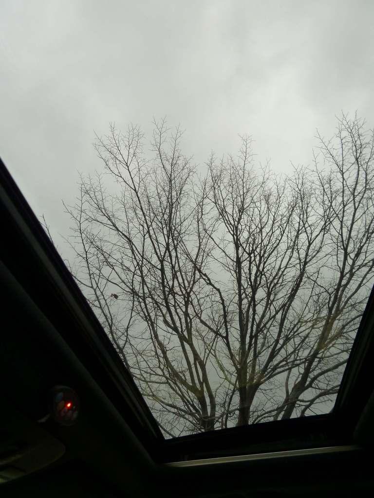 Subaru WRX STI szyberdach roofwindow