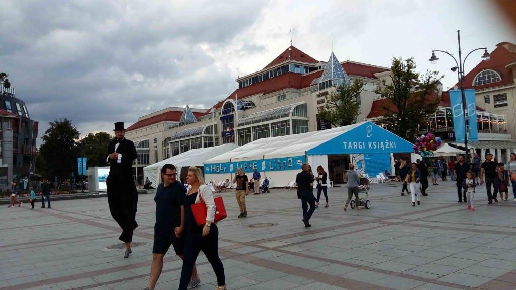 Targi Książki Book fairs show Libro Livre Kniga Kniha Sopot Gdańsk Trójmiasto Gdynia morze review Poland news authors publishing houses Polish polskie wydawnictwa