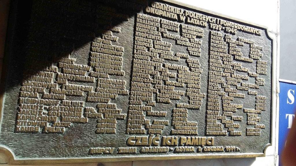 Historia Gdyni pod okupacją niemiecką Gotenhafen w niem