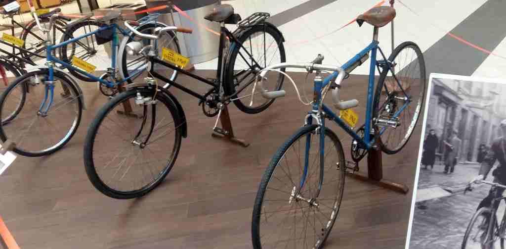 Syrena Olimpia Ukraina Rower Bikes Rover Inowrocław bicycle Poland Posen velocipied welosiped altFahrrad Pologne