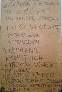 Inowroclaw pis tvpis media Poland woman Wojsko armia mon służby manifestacja protest Inowrocław kobiet