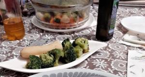 Weganskie warzywa na parze bio potrawy przepisy sprawdzone master chef menu wegetarianskie vege vegan jarskie jedzenie pyszne pl