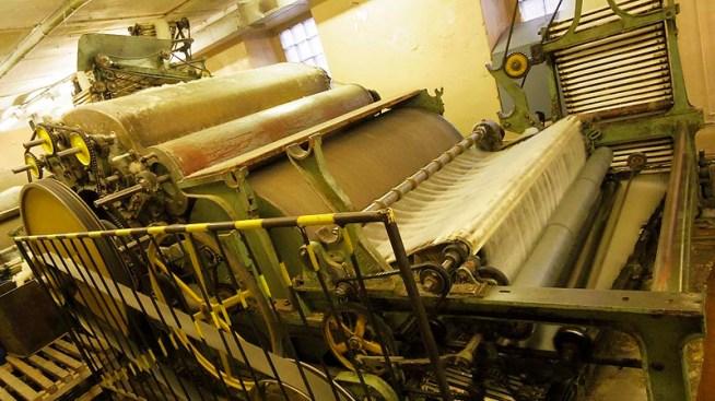 ラトビア リンバジ 織物