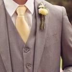 黄色ネクタイのコーディネート|厳選9パターン