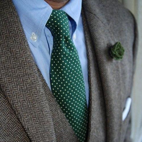 ネクタイ 緑 結婚式