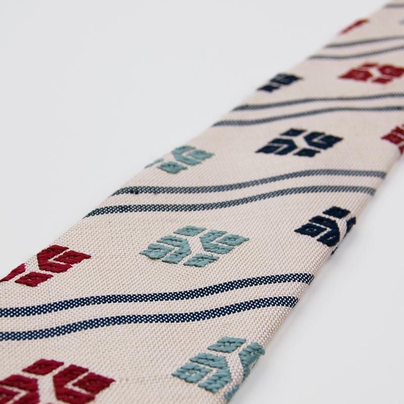 クリスマスプレゼントにおすすめの手織りシルクのネクタイ2