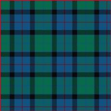 タータンチェック Flower of Scotland