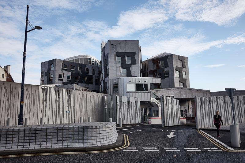 スコットランド国会議事堂