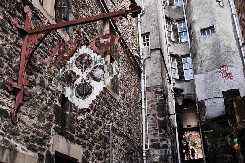 エディンバラ旧市街