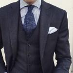 ベスト・ネクタイ・スーツの組み合わせ|大人の20選