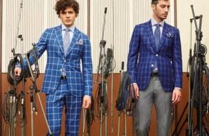 ブルースーツに合うネクタイ