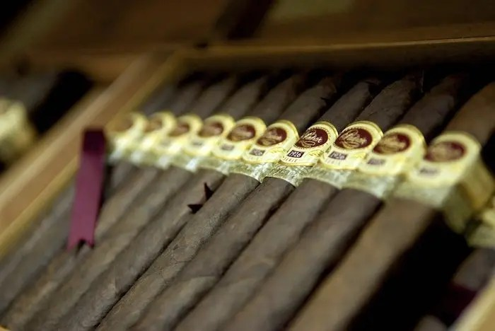 Cigars at Stogies Downtown Valdosta, Georgia