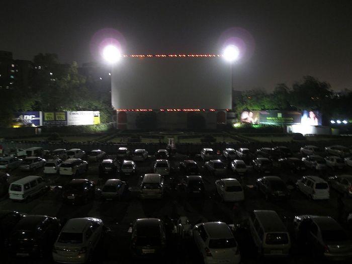 Amusement Park Drive in Theatre in Billings