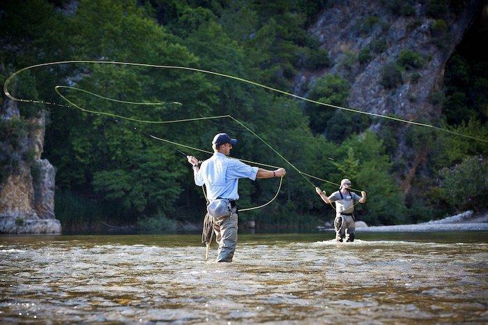 Fly Fishing in Billings