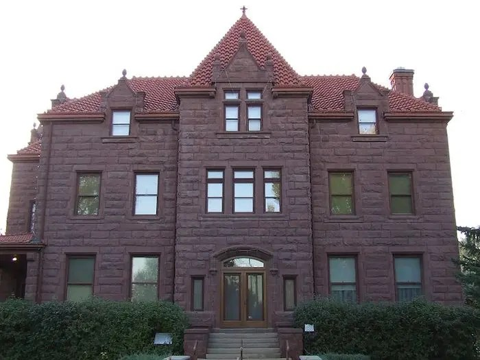 Moss Mansion in Billings