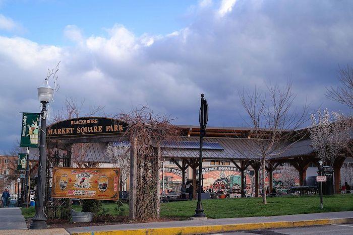 Market Square Jam Blacksburg