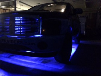 Exterior Appearance Lighting