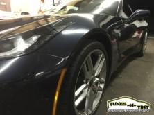Corvette window tint