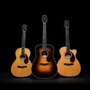 Fender: Paramount Series