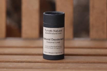 Coconut Lime Deodorant