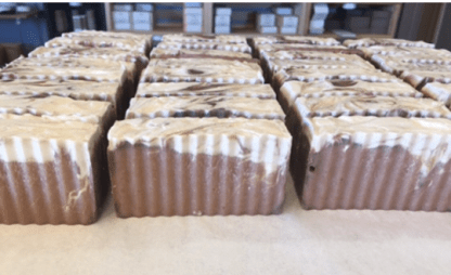 French Vanilla Latte Soap