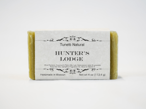 Hunter's Lodge Soap