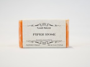 Piper Rose soap