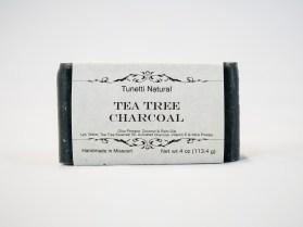 Tea Tea Charcoal Soap