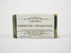 Thievin Charcoal soap