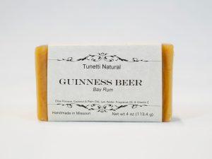 Guinness Beer Soap