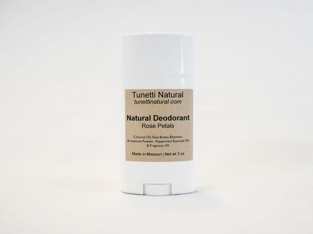 Rose Petals Deodorant