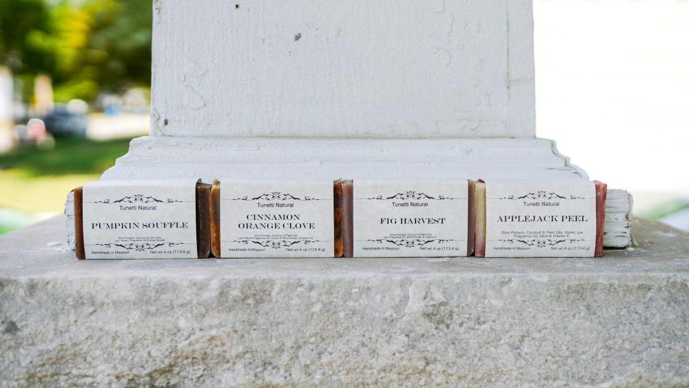 Fall Soap Lineup