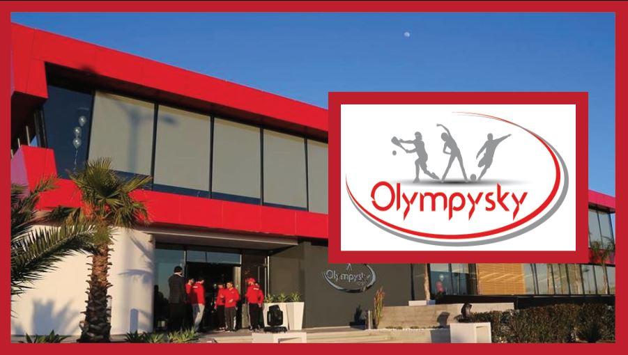 P0102 شركة Olympysky Club تنتدب في عديد الخطط