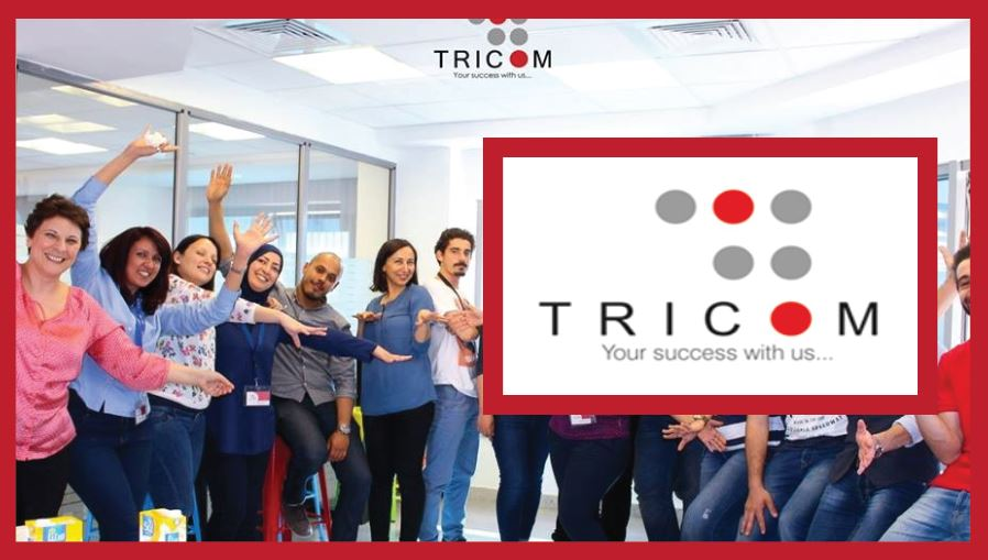 P0104 شركة Tricom تنتدب 20 عون
