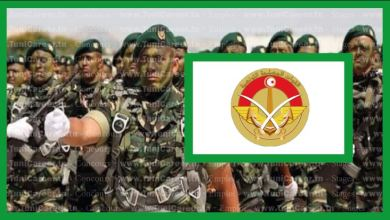 P0250 مناظرة جديدة للإنتداب بالجيش الوطني
