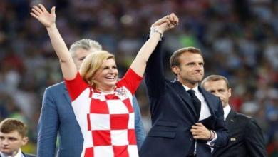Photo of رئيسة كرواتيا توجه رسالة مؤثرة لمنتخب بلادها ..
