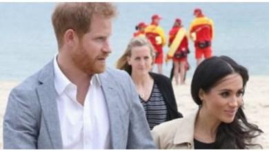Photo of هارى وميجان يشاركان فى إحياء ذكرى منح النساء حق التصويت فى نيوزيلندا