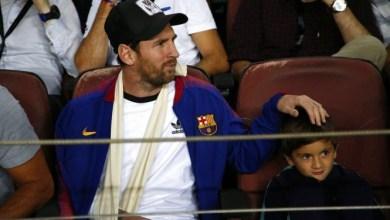 Photo of ميسي يعود إلى تدريبات برشلونة