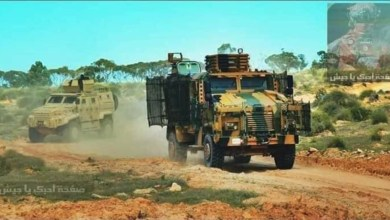 Photo of تطاوين: إصابة عسكري في تبادل إطلاق النار مع مهربين و إيقاف 8 سيارات تهريب..