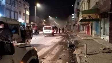 بعد توسع رقعة الاحتجاجات و النهب/ نزول مدرعات الحرس الوطني للشوراع (صور) – الحصاد