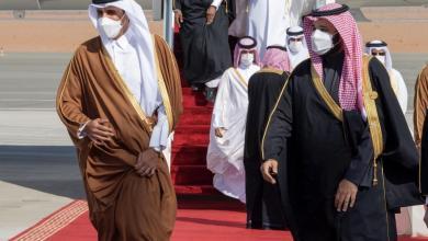 Photo of أمير قطر يهاتف ولي العهد السعودي ويبحثان آخر المستجدات إقليمياً ودولياً