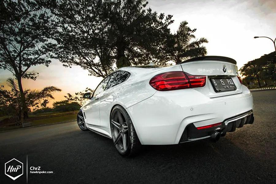 m4 elegant bmw 435i coupe