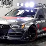 Widebody Apr Audi S3r Sedan On Forgestar Rims