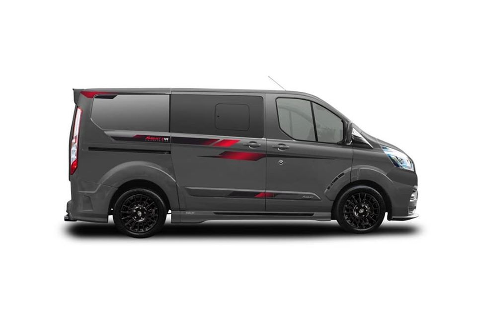 40 pieces ms rt ford transit comme